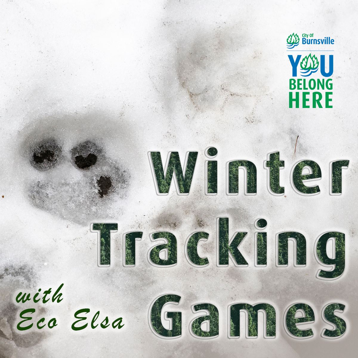 Winter Tracking Games